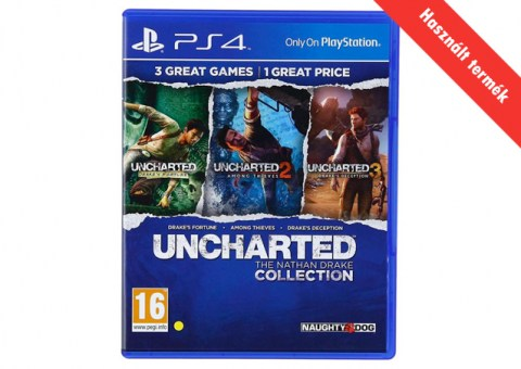uncharted_collection_1_haszn_akcio_zuglo_szerviz_gamekonzol