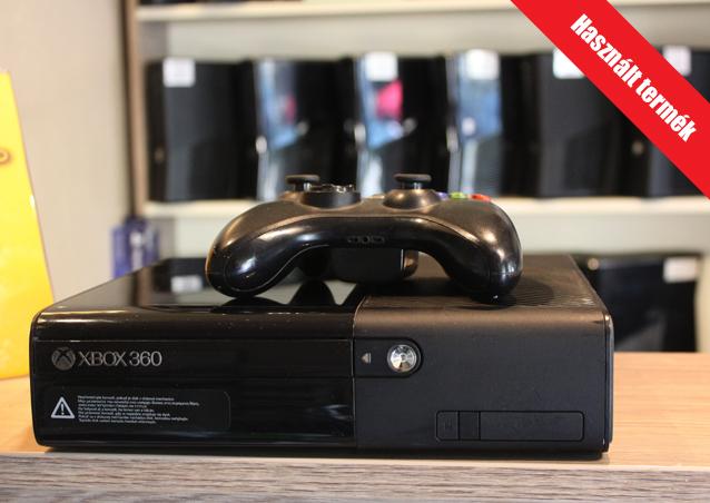 360 konzolok: XBOX360 E 320GB RGH